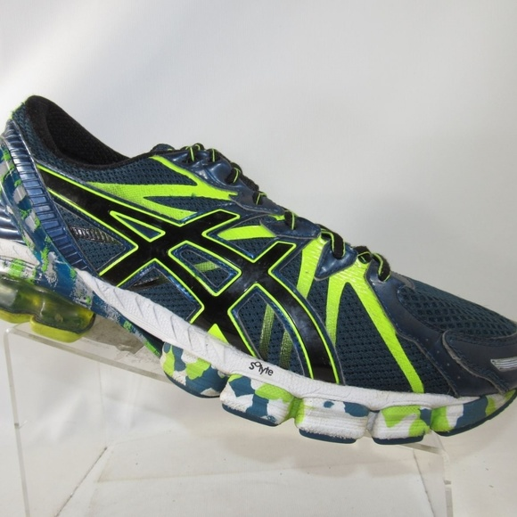 newest cc852 e80de Asics Other - Asic Gel Sendai 3 Size 12 Blue Running Mens Shoes